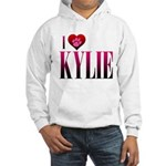 I Heart Kylie Hooded Sweatshirt