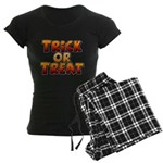 Trick or Treat Women's Dark Pajamas