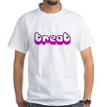 Retro Treat White T-Shirt