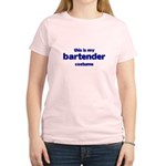 this is my bartender costume Women's Light T-Shirt