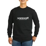 Generic werewolf Costume Long Sleeve Dark T-Shirt