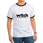 Generic witch Costume Ringer T