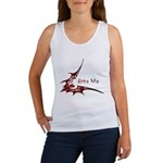 Bite Me Women's Tank Top