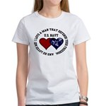 US Navy I love a man... Women's T-Shirt