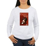 Retro Inspired DWTS Poster Women's Long Sleeve T-Shirt
