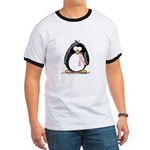Breast Cancer penguin Ringer T