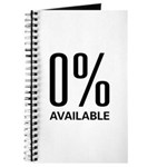0% Available Journal