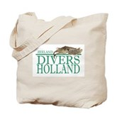 Zeeland Divers Holland Tote Bag