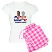 Anti-Romney Shadow Women's Light Pajamas
