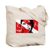 Divers for Obama Tote Bag