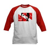 Divers for Obama Kids Baseball Jersey