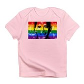 LGBT for Obama Infant T-Shirt