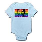 LGBT for Obama Infant Bodysuit