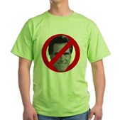 No Mitt Green T-Shirt