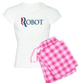 Anti-Romney ROBOT Women's Light Pajamas