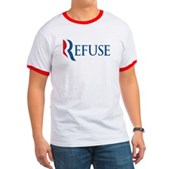 Anti-Romney Refuse Ringer T