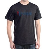 Anti-Romney Reverse Dark T-Shirt