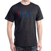 Anti-Romney ROFL Dark T-Shirt
