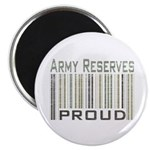 Military Army Reserves Proud Magnet