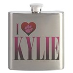 I Heart Kylie Flask