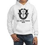 Special Forces Wife Hooded Sweatshirt
