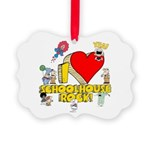I Heart Schoolhouse Rock! Picture Ornament