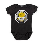 Lost Chick - Dharma Initiativ Baby Bodysuit