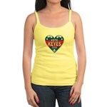 Vote Alan Keyes 2008 Political Jr. Spaghetti Tank