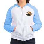 Afternoon Delight Women's Raglan Hoodie