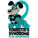 Tourette's Superpower Shirt