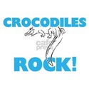Crocodiles rock! T-Shirt