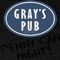 COugar-town_penny-can-night T-Shirt
