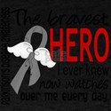 D Parkinsons Disease Bravest Hero I E T-Shirt