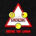 Smoking Triangle T-Shirt