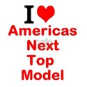I Love Americas Next Top Model T-Shirt