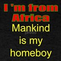 African homeboy T-Shirt