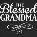 The blessed grandma T-Shirt