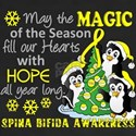 Spina Bifida Christmas Shirt