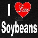 I Love Soybeans (Front) T-Shirt