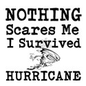 Nothing Scares Me I Survived Hurricane T-Shirt