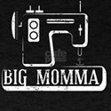 Sewing Mom Grandma Big Momma Sewing Machin T-Shirt