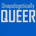 Unapologetically QUEER (light gray) T-Shirt