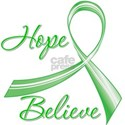 Cerebral Palsy Hope Believe T-Shirt