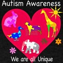 Autism Awareness Animals T-Shirt