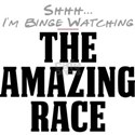 Shhh... I'm Binge Watching The Amazing Race White