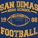 SAN DIMAS HIGH SCHOOL FOOTBALL (yellow)