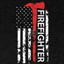 Firefighter Flag Shirts T-Shirt