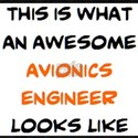 awesome avionics engineer T-Shirt
