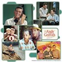 Andy Griffith Collage White T-Shirt