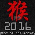 2016 Chinese New Year of The Monkey T-Shirt